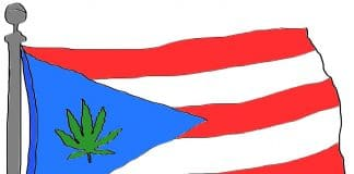 is weed legal in Puerto Rico