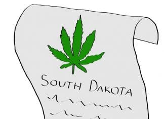 is marijuana legal in south dakota