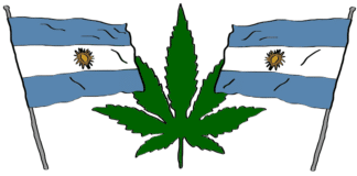 is weed legal in Argentina