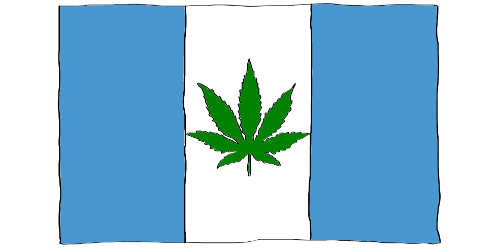 cannabis laws in Guatemala