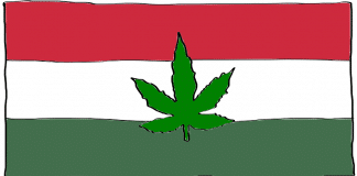 is marijuana legal in Hungary