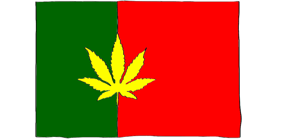 is marijuana legal in Portugal