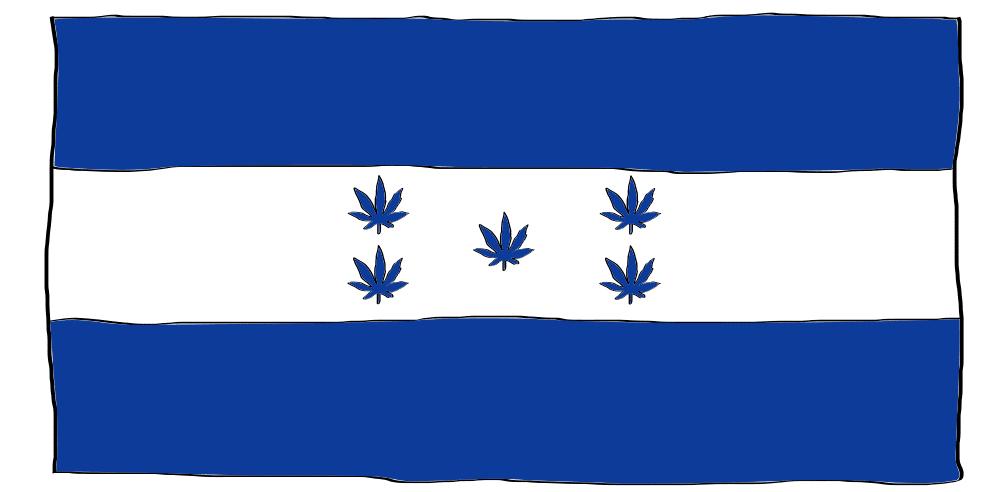 is weed legal in Honduras