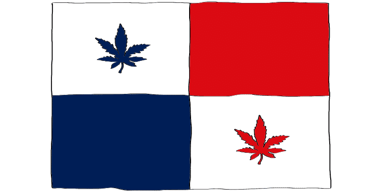 is marijuana legal in Panama