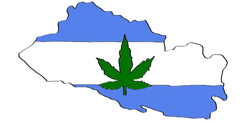 is weed legal in El Salvador
