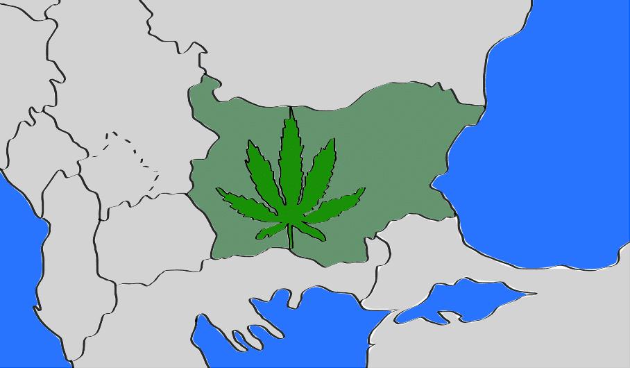 is cannabis legal in Bulgaria