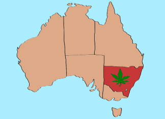 weed in New South Wales