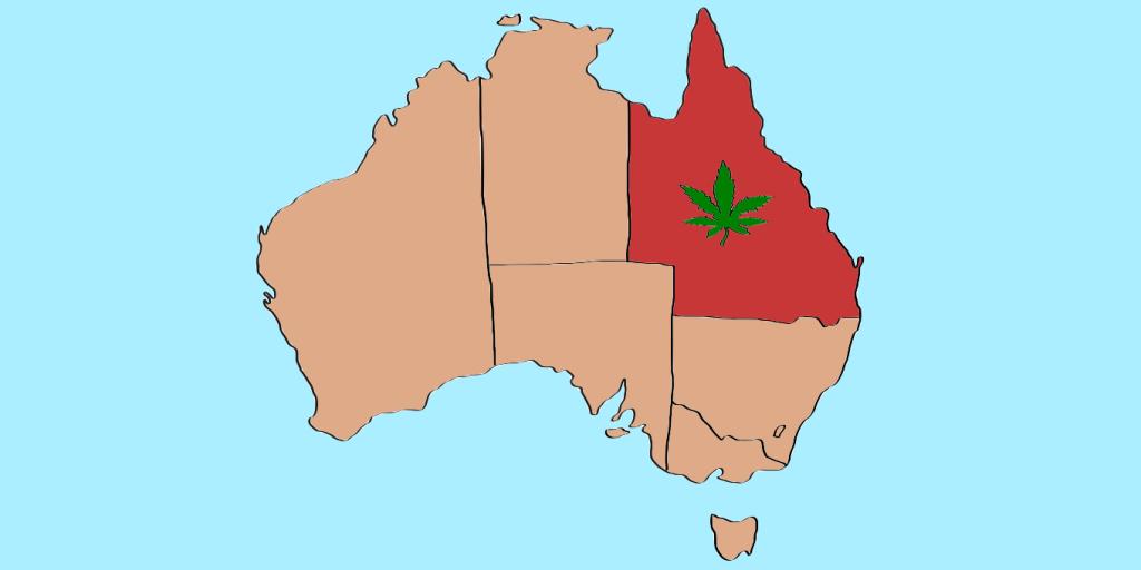 weed in Queensland