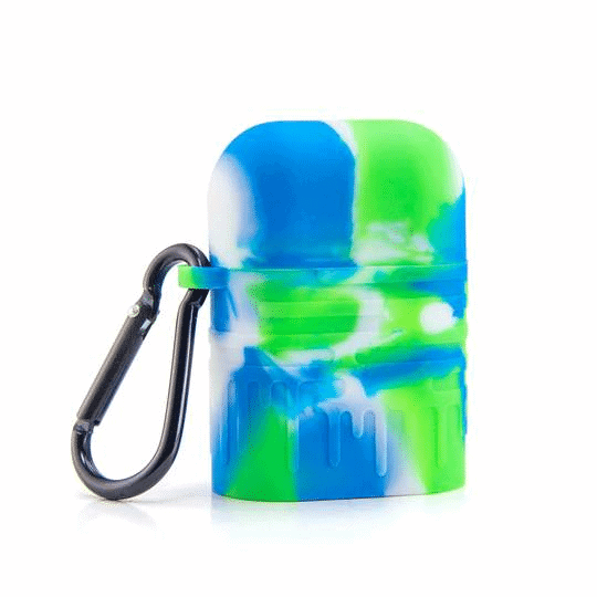 Silicone one hitter dugout