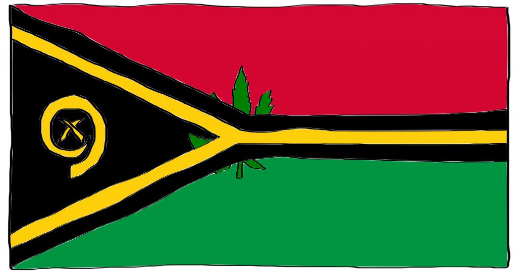 is weed legal in Vanuatu