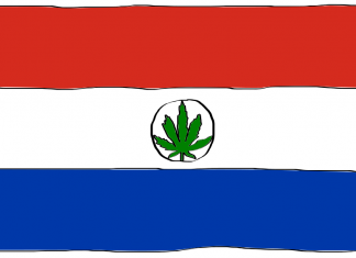 is weed legal in Paraguay