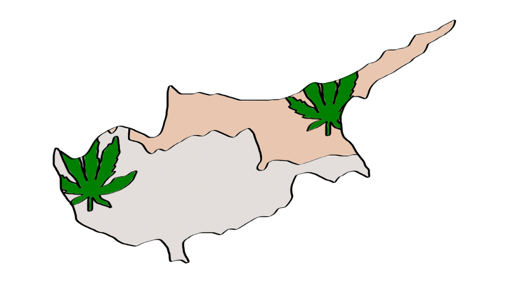 is weed legal in Cyprus